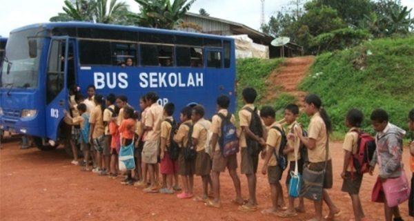 School bus provision